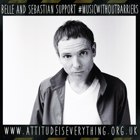 Belle and Sebastian support the Charter