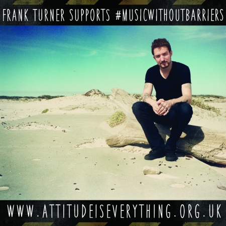 Frank Turner supports the Charter