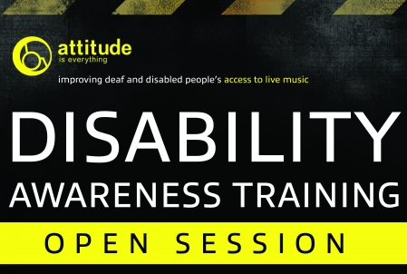 Disability Awareness Training - Open Session