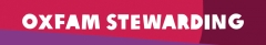 The Oxfam Stewarding logo