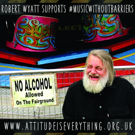 Robert Wyatt supports the Charter