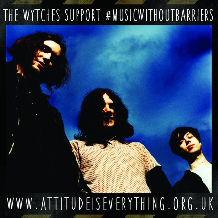 The Wytches support the Charter