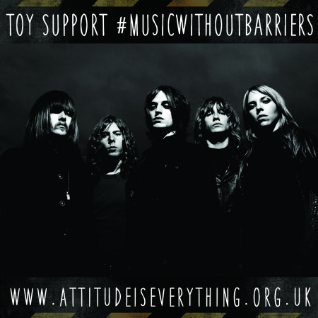 Toy support the Charter