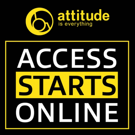Access Starts Online extended to include all UK venues and festivals