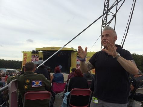 The Evolution of Deaf Access at Latitude, Reading and Leeds
