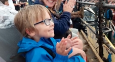 BLOG: My 3-year-old Son's First Time at Leeds