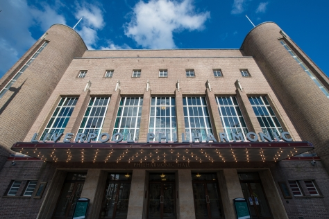 Liverpool Philharmonic Awarded Gold on the Charter