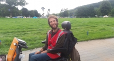 INTERVIEW: Luke Barbanneau, Accessibility Manager at Green Man Festival