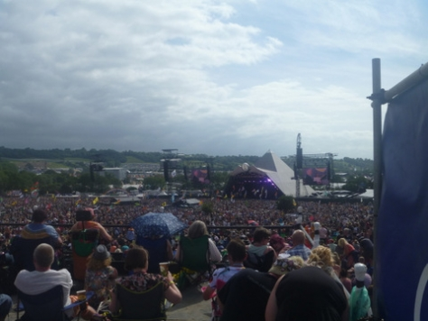 BLOG: Glastonbury – the highs and lows