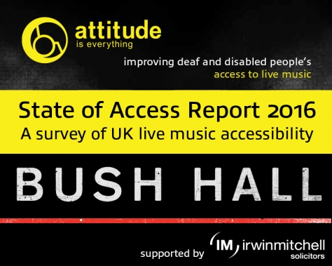 One month on from the launch of the State of Access Report 2016