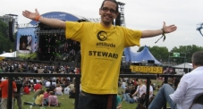 Would you like to Steward at festivals?