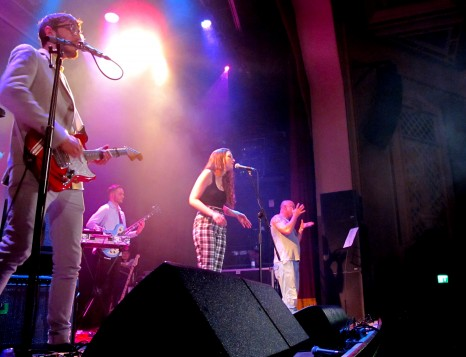 Summer Camp at Islington Assembly Hall