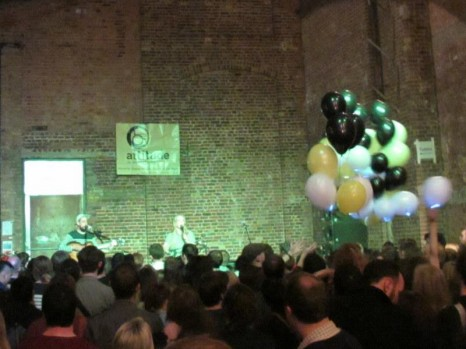 Club Attitude w/ Slow Club & Ghostpoet @ Village Underground