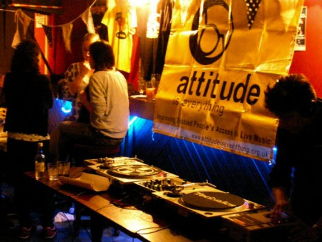DJ Ritu plays Club Attitude at The Wilmington Arms